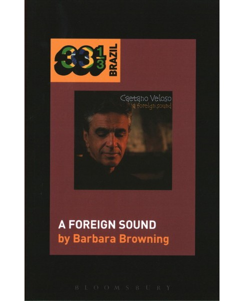Foreign Sound (Paperback) (Barbara Browning) - image 1 of 1