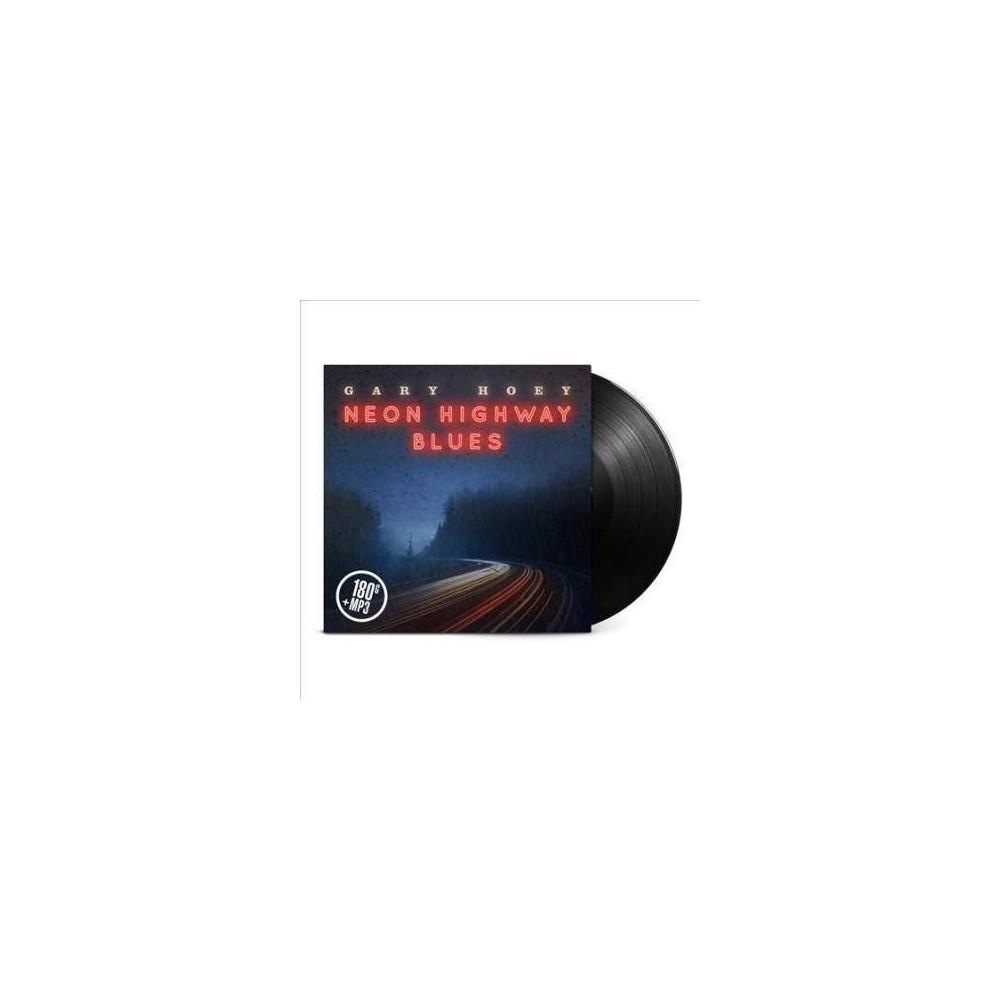 Gary Hoey Neon Highway Blues Vinyl