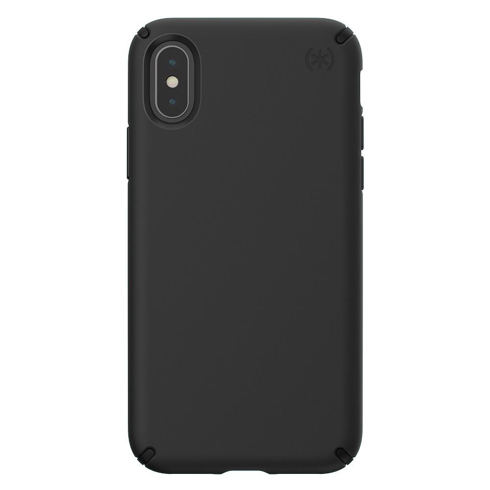 Speck Apple iPhone X/XS Presidio Pro Case - Black
