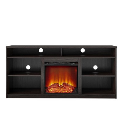 RealRooms Vesta Fireplace TV Stand for TVs up to 65""
