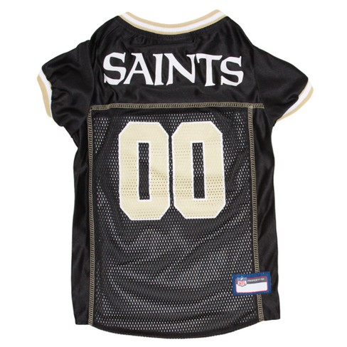 on sale fe808 079a0 NFL Pets First Mesh Pet Football Jersey - New Orleans Saints