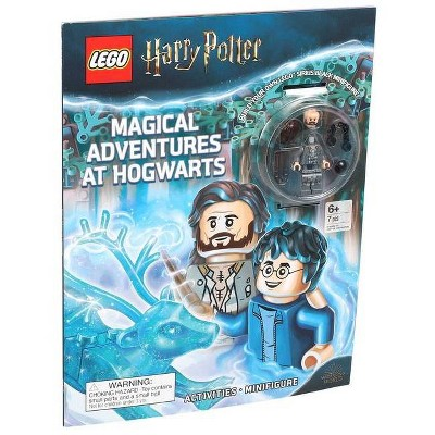 Lego(r) Harry Potter(tm): Magical Adventures at Hogwarts - (Activity Book with Minifigure) (Paperback)