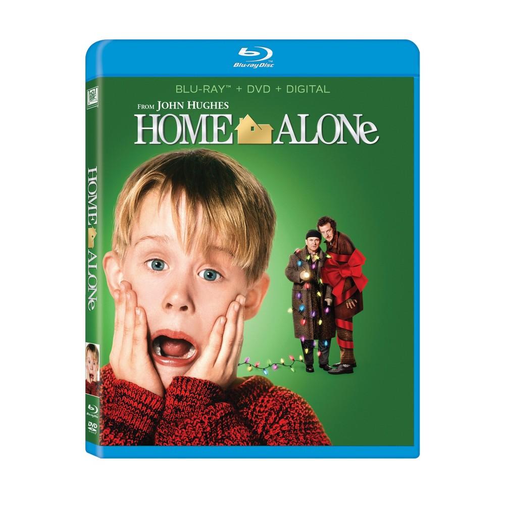 Home Alone (Blu-ray + Dvd + Digital) Home Alone (Blu-ray + Dvd + Digital)