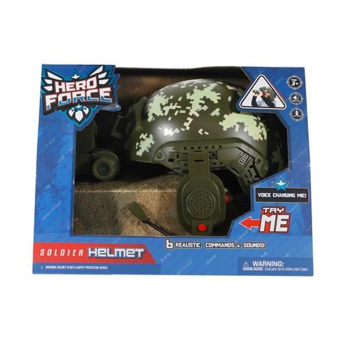 Hero Force Soldier Action Helmet - image 1 of 3