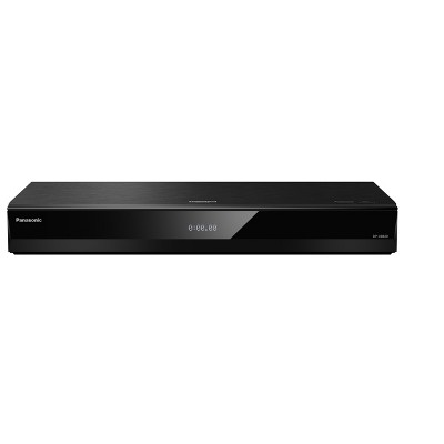 Panasonic DPUB820K 4K Ultra HD Blu-ray Player with HDR10+ and Dolby Vision Playback