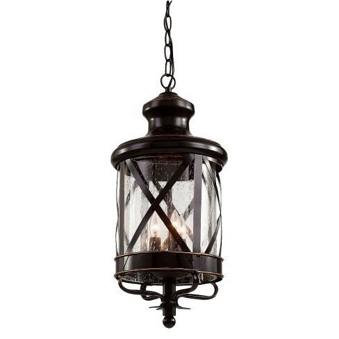 "Tennessee 20"" Outdoor Pendant in Bronze - image 1 of 1"