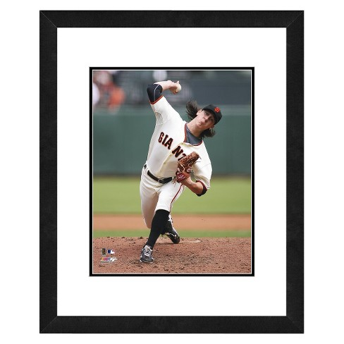 San Francisco Giants Tim Lincecum Framed Photo - image 1 of 3