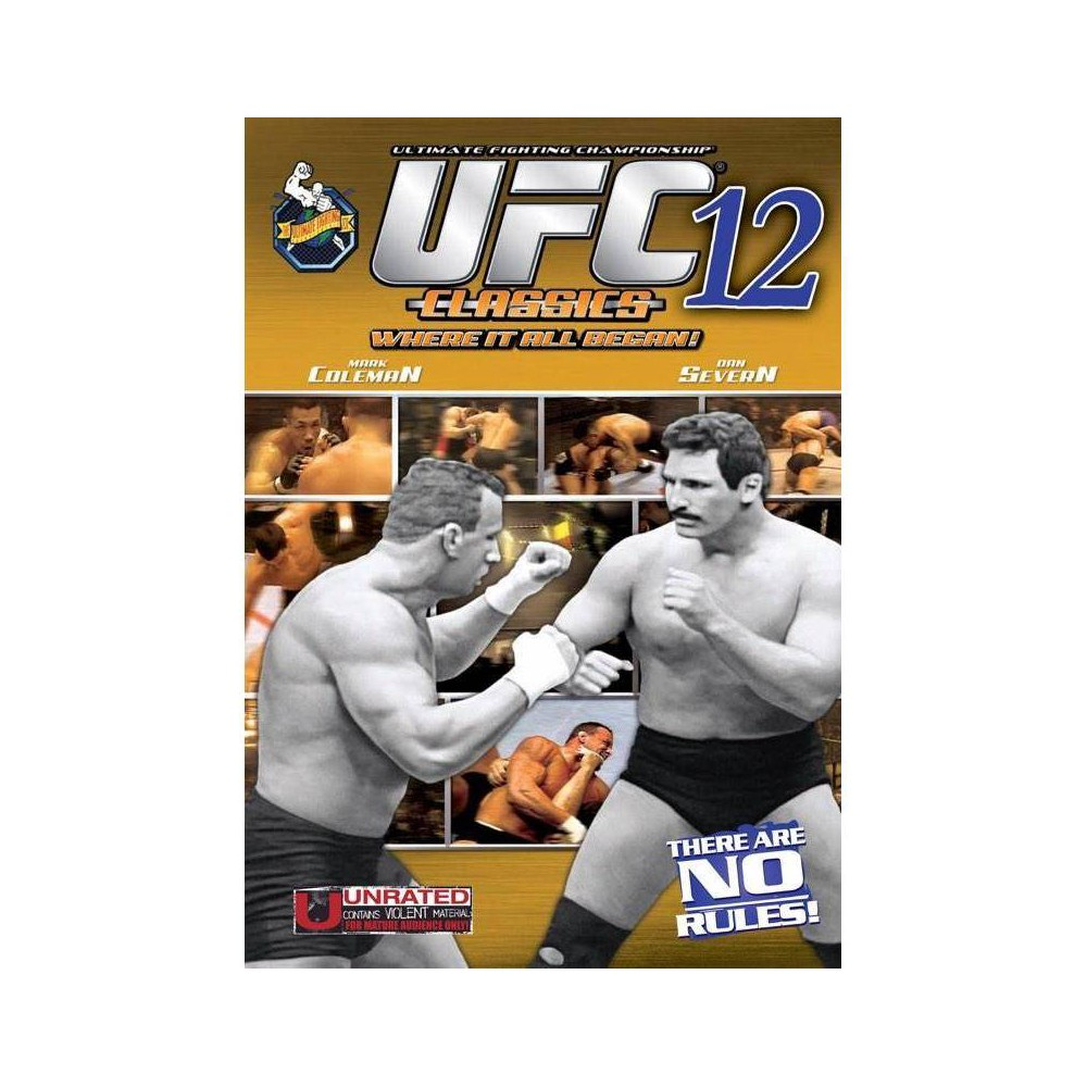 Ufc 12 Judgment Day Dvd 2009