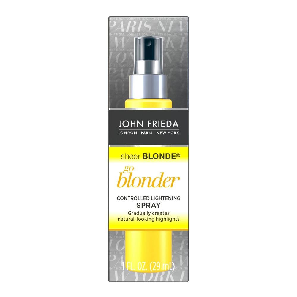 John Frieda Sheer Blonde Go Blonder Lightening Spray - 1 fl oz