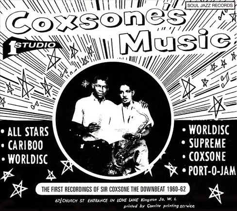 Various - Coxsone's music (CD) - image 1 of 1