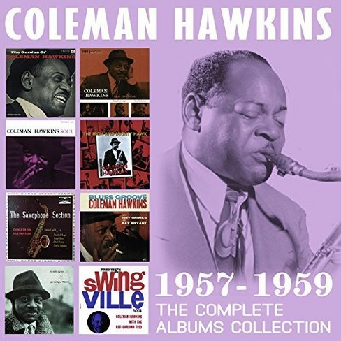 Coleman hawkins - Complete albums collection:1957-1959 (CD) - image 1 of 1