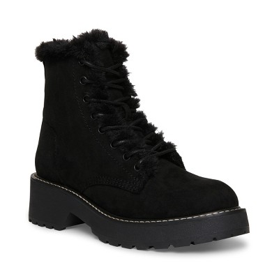 Madden Girl Carra-F Lace-Up Ankle Boot