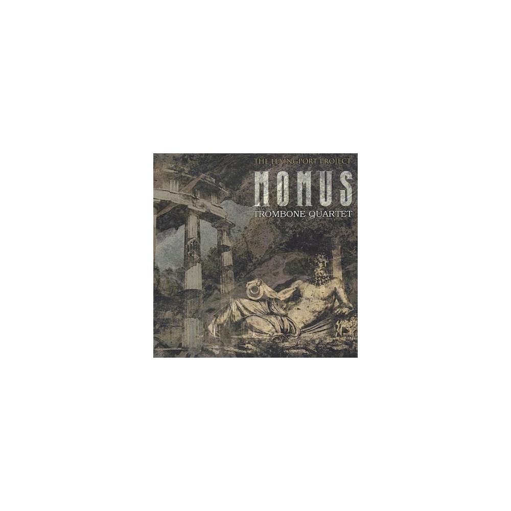 Momus Trombone Quart - Lexingport Project (CD)