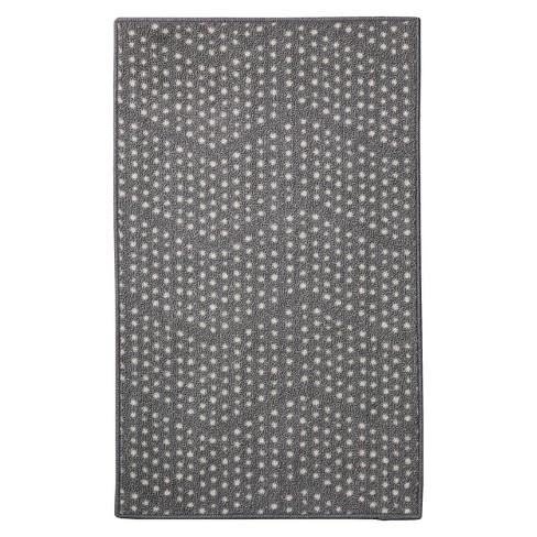 Gray Dot Kitchen Rug 1 8 X2 10 Room Essentials