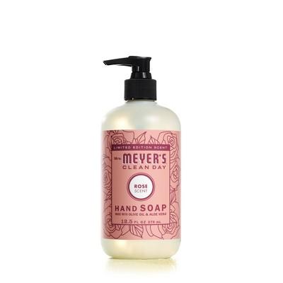 Mrs. Meyer's Clean Day Hand Soap - Rose - 12.5 fl oz