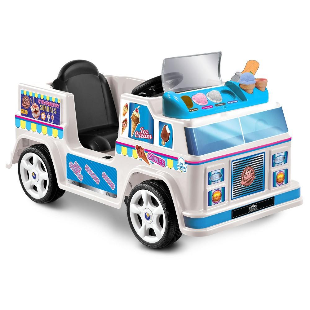 Kid Motorz Ice Cream Truck 6V