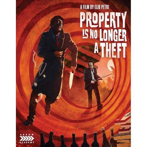 Property Is No Longer A Theft (Blu-ray) - image 1 of 1