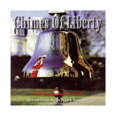 Us Marine Band - Chimes of Liberty (CD) - image 1 of 1