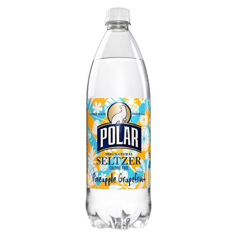 Polar Seltzer Pineapple Grapefruit - 1 L Bottle - image 1 of 1
