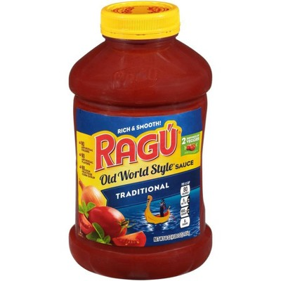 Ragu Old World Style Traditional Pasta Sauce - 66oz