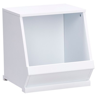 Kelly Modular Stackable Single Storage Cubby - Inspire Q