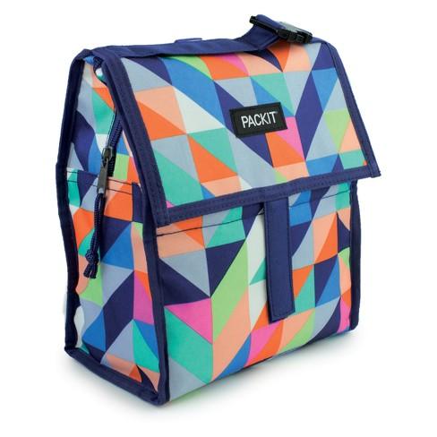 T Freezable Lunch Bag Paradise Breeze
