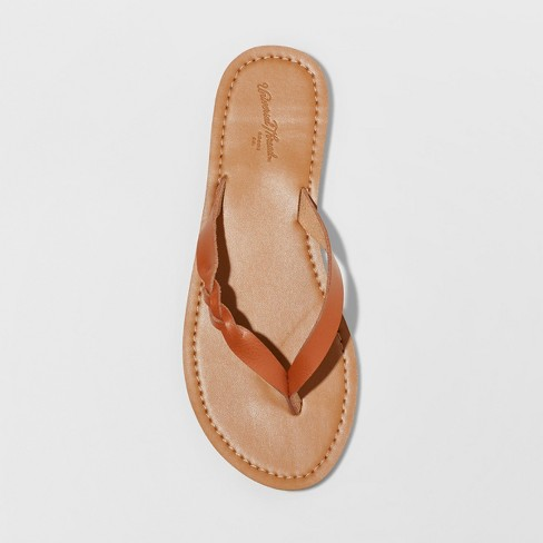 617c3b935d30 Women s Bobbie Braided Thong Flip Flop Sandals - Universal Thread™. Shop  all Universal Thread