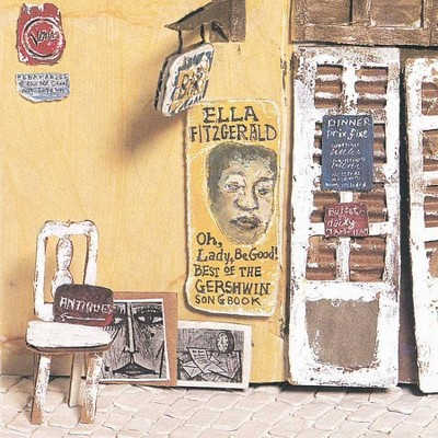 Ella Fitzgerald - Oh, Lady, Be Good! - Best Of The Gershwin Songbook (CD)