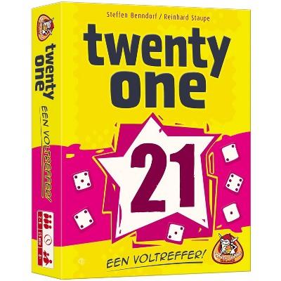 Twenty-One (Dutch Edition) Board Game