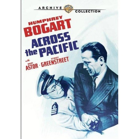 Across The Pacific (DVD) - image 1 of 1