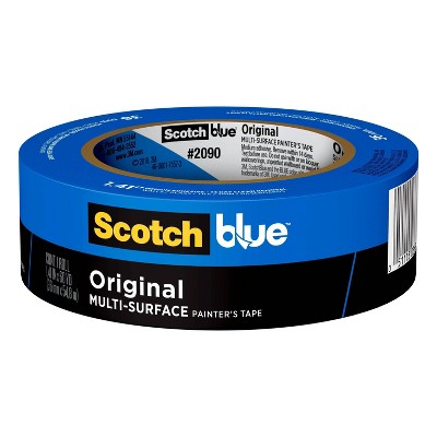 "ScotchBlue 1.41"" x 60 yd Painter's Tape"