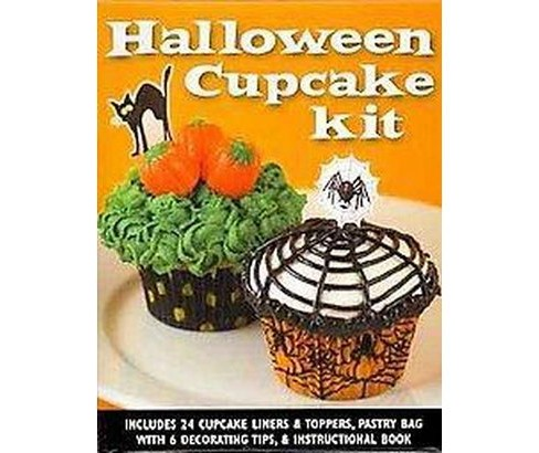 Halloween Cupcake Kit (Mixed media product) - image 1 of 1