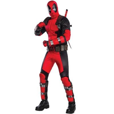 Marvel Deadpool Grand Heritage Adult Costume