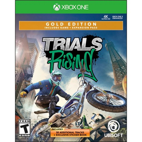 Trials Rising: Gold Edition - Xbox One - image 1 of 4