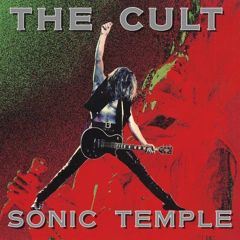 Cult - Sonic Temple (30th Anniversary Edition) (CD) - image 1 of 1
