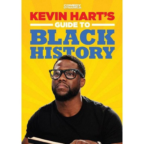 Kevin Hart's Guide to Black History (DVD) - image 1 of 1
