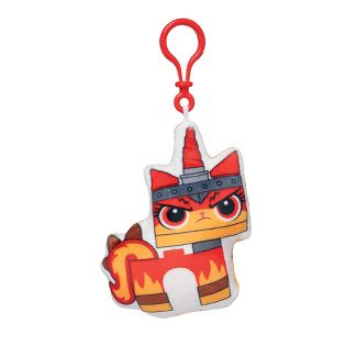 LEGO Movie 2 Plush Angry Kitty 2D Clip Accessory