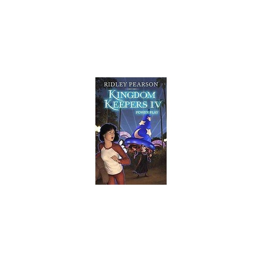 Kingdom Keepers IV (Hardcover) by Ridley Pearson