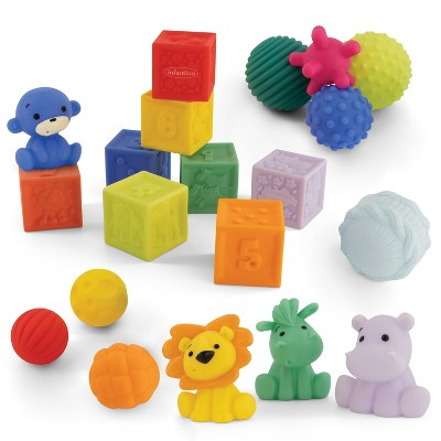 Infantino Go gaga! Balls, Blocks & Buddies