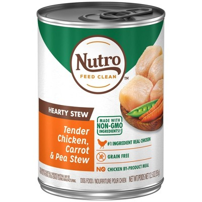Nutro Grain Free Stew Wet Dog Food  - 12.5oz