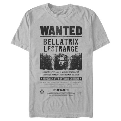 Harry Potter Girls Bellatrix Lestrange Wanted Sweatshirt