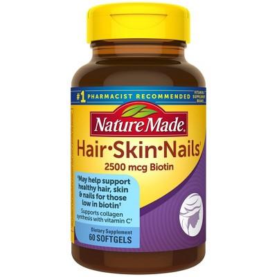 Nature Made Hair/Skin/Nails Liquid Softgels