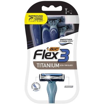BIC Flex3 Men's Disposable Razors