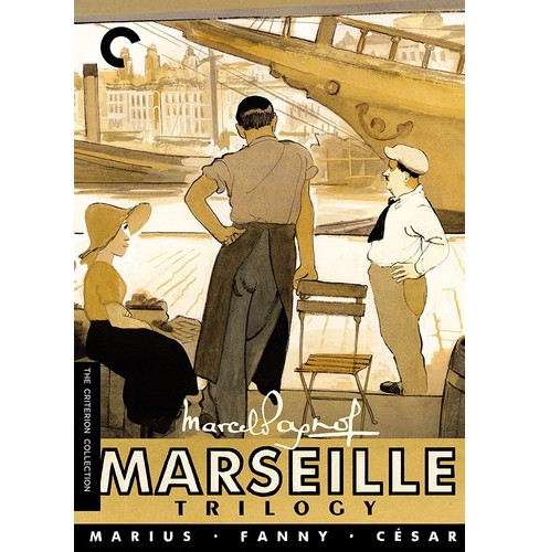 Marseille Trilogy (DVD) - image 1 of 1