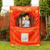 Antsy Pants Build and Play Cover - Puppet Theater - image 3 of 4