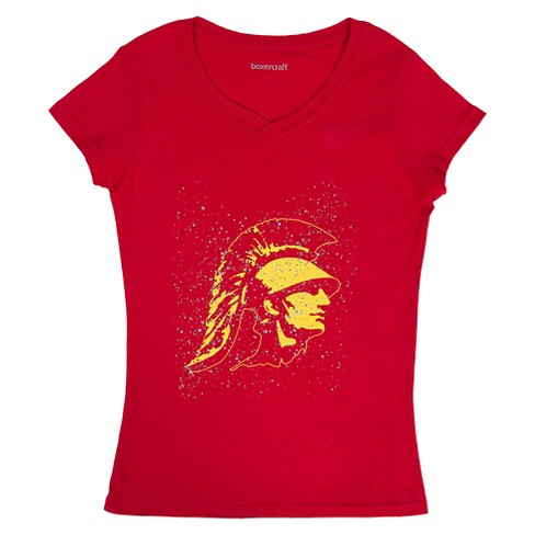 USC Trojans Girls Centinella T-Shirt XXL - image 1 of 1