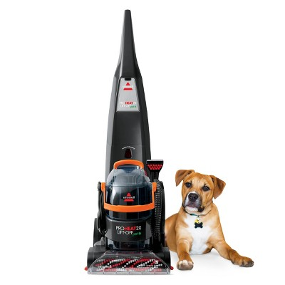 BISSELL ProHeat 2X Lift-Off Pet Upright Carpet Cleaner - 15651