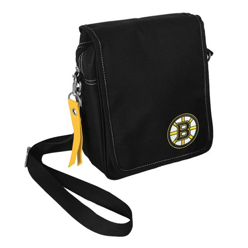 NHL Boston Bruins Ribbon Satchel - image 1 of 1
