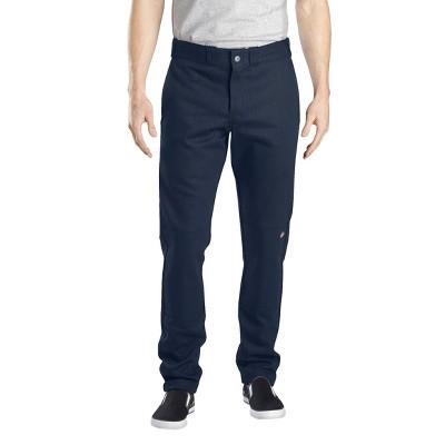 Dickies Men's FLEX Skinny Straight Fit Double Knee Work Pants