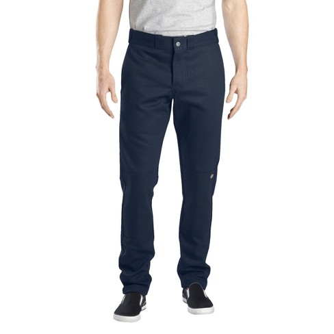 28284e56a53 Dickies® Men s Skinny Straight Fit Flex Twill Double Knee Pants. Shop all  Dickies